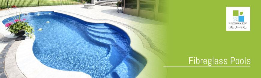 Professional Pools | Fibreglass Pools